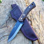 Woodsman O1 Tool Steel - Turkish Walnut