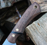 Hunting knife, Hvedegaard Knives, Danish Knifemaker
