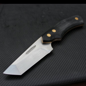 Handmade tanto, made in denmark, Hvedegaard Knives