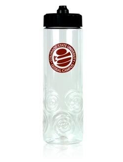 24 oz Squeezable Water Bottle