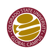 CSU-Global Car Decal
