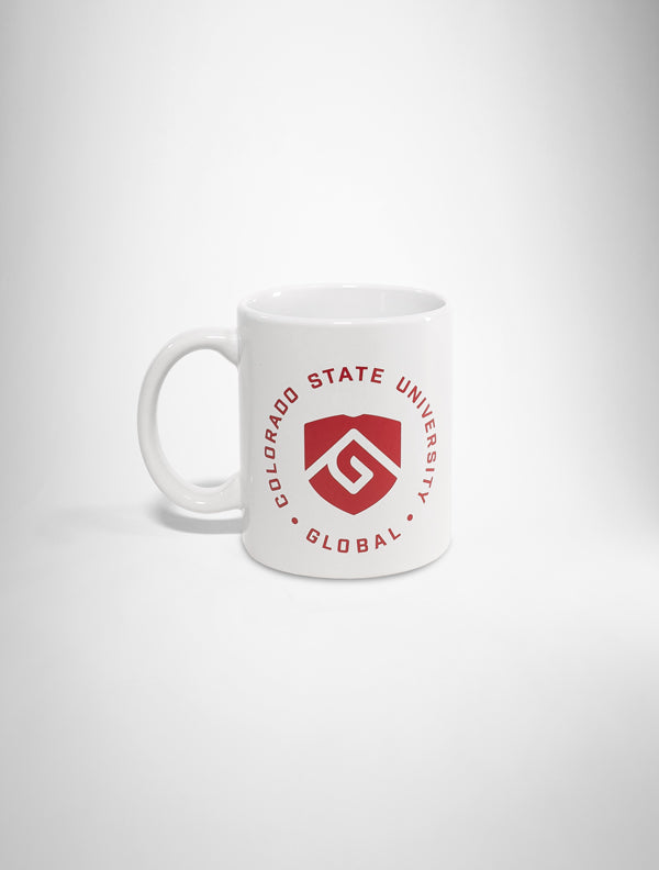 CSU Global Seal Mug