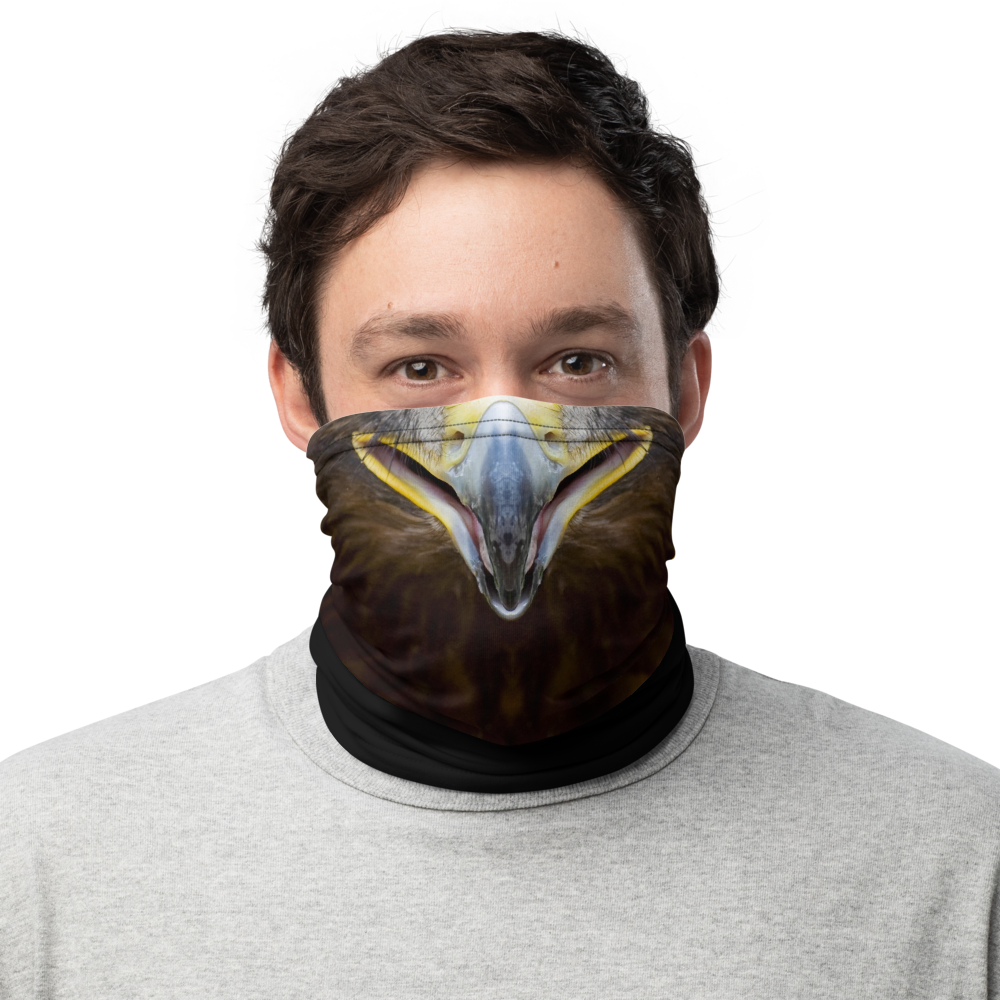 Golden Eagle Neck Gaiter