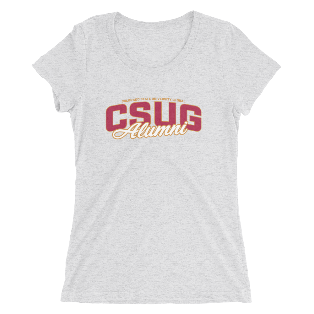 CSUG Alumni - Woman's t-shirt