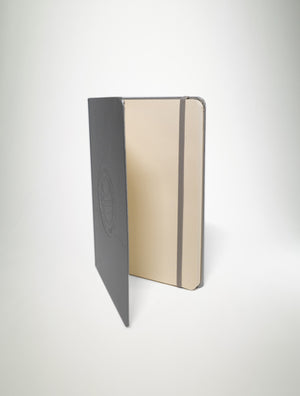 CSU Global Silver Notebook