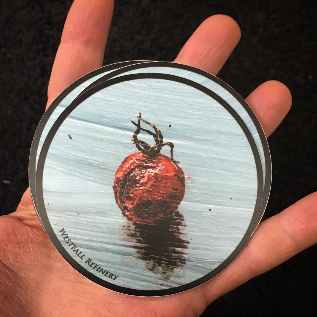 Rotting Tomato Stickers