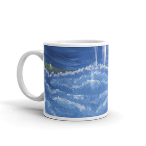 Exiled Self, Solitude With Waves - Mug