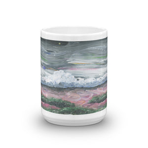 Duo of Celestial Peninsula - Mug