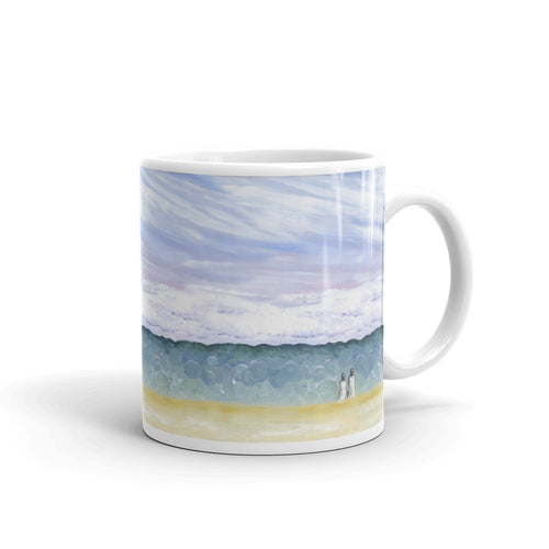 Duo of the Long Beach - Mug