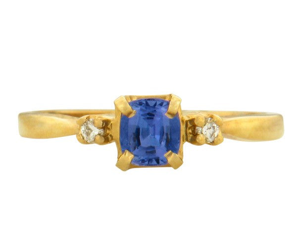 Sweet Tanzanite Ring