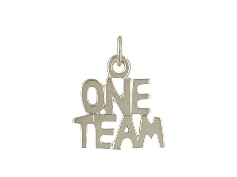 One Team Pendant/Charm