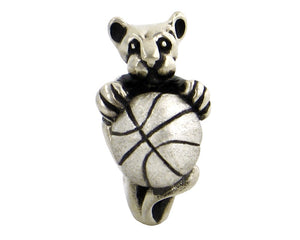 Penn State Nittany Lion Hoopster Bead