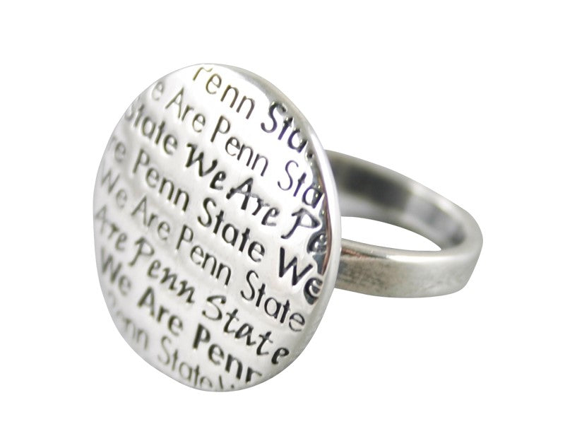 We Are/Penn State Infinity Ring