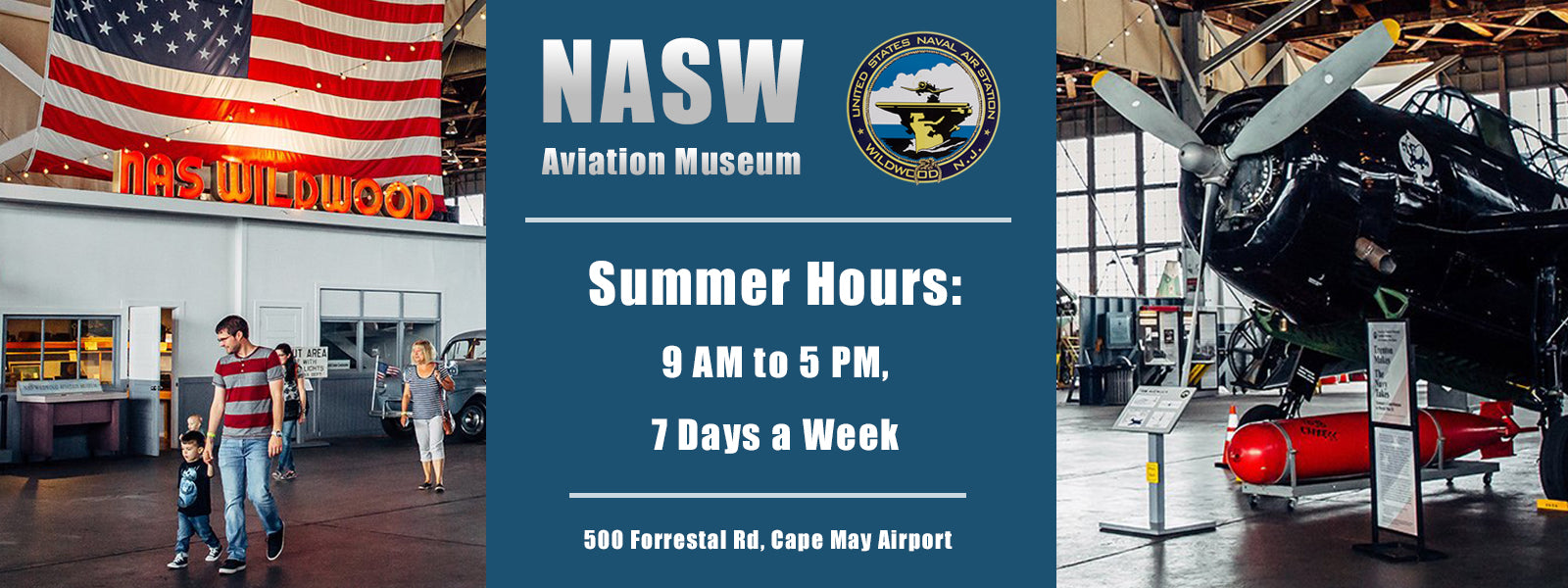 Naval Air Station Wildwood Aviation Museum