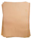 Brown Kraft Paper Brochures Flyers Menus