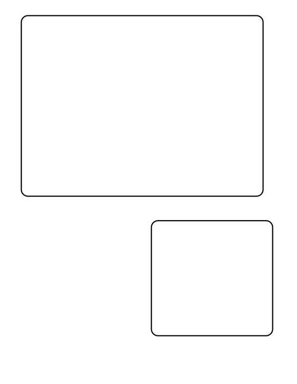 Click N Ship White Label Sheet