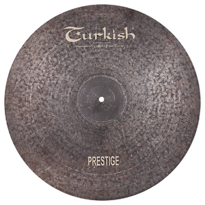 "Turkish Cymbals 21"" Prestige Ride"