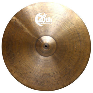 Bosphorus 19-inch 20th Anniversary Crash
