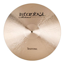 "Istanbul Mehmet 22"" Traditional Ping Ride"