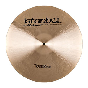 Istanbul Mehmet Cymbals 18-Inch Traditional Heavy Crash