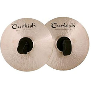 "Turkish Cymbals 14"" Classic Orchestra Band"