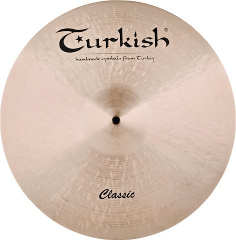 Turkish Cymbals 20-inch Classic Crash/Ride