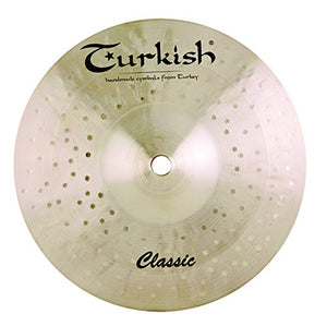 Turkish Cymbals 6-inch Classic Splash