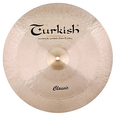Turkish Cymbals 8-inch Classic Reverse Bell China