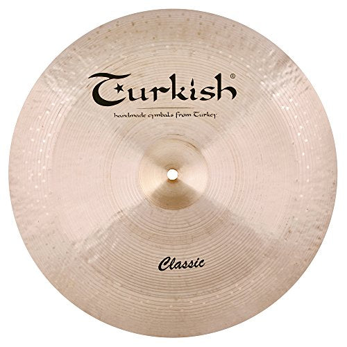 Turkish Cymbals 16-inch Classic Reverse Bell China