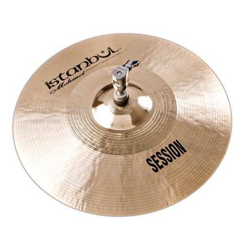 Istanbul Mehmet Cymbals 13-Inch Session Hi-Hat