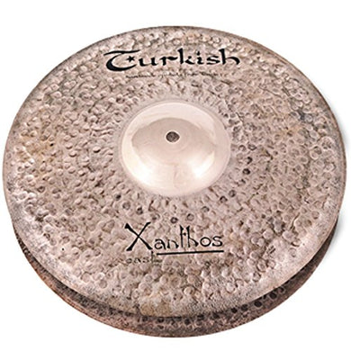Turkish Cymbals 14-inch Xanthos Cast Hi-Hat