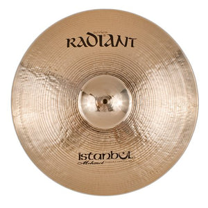 Istanbul Mehmet Cymbals 20-Inch Radiant Sweet Crash