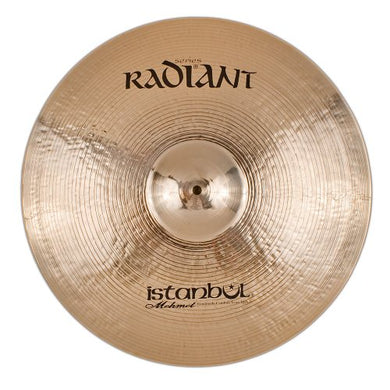 Istanbul Mehmet Cymbals 16-Inch Radiant Sweet Crash