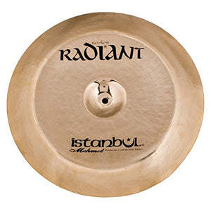 Istanbul Mehmet Cymbals 14-Inch Radiant China