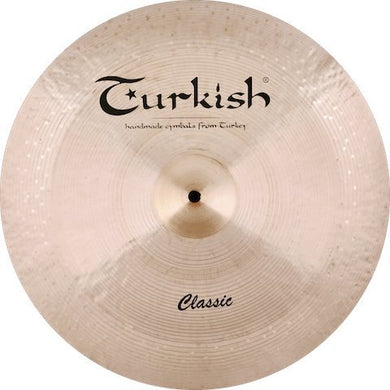 Turkish Cymbals 22-inch Classic China Cymbal