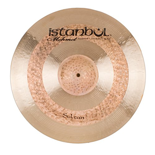 Istanbul Mehmet Cymbals 16-Inch Sultan Thin Crash
