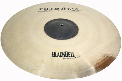 Istanbul Mehmet 23-inch Blackbell Shiny Ride