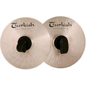 "Turkish Cymbals 10"" Classic Orchestra Band"