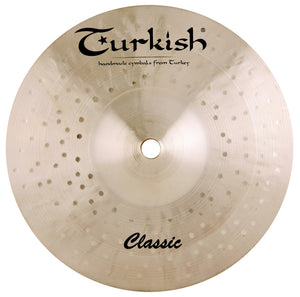 "Turkish Cymbals 8"" Classic Splash"