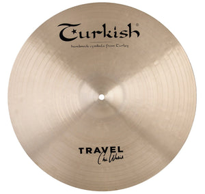 "Turkish Cymbals 17"" Travel Crash Medium Thin"
