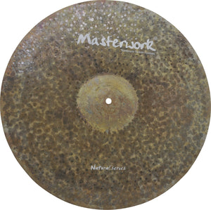 "Masterwork 16"" Natural Crash"