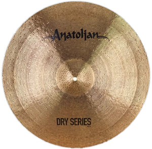 "Anatolian 22"" Dry Medium Ride"