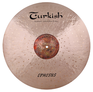 "Turkish Cymbals 21"" Ephesus Heavy Ride"