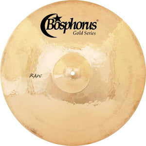 Bosphorus 18-inch Gold Raw Crash