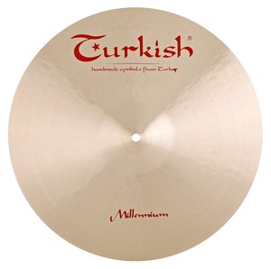 "Turkish Cymbals 18"" Millennium Crash"
