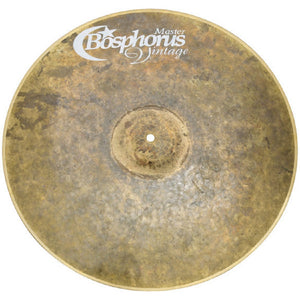 Bosphorus 18-inch Master Vintage Crash