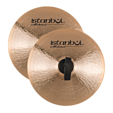 Istanbul Mehmet 17-inch Super Symphonic Cymbals