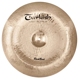 "Turkish Cymbals 19"" Rock Beat China"