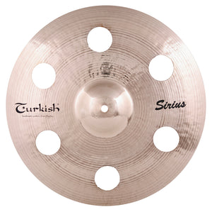 "Turkish Cymbals 14"" Sirius Crash"