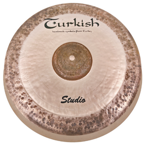 Turkish Cymbals 14-inch Studio Hi-Hat